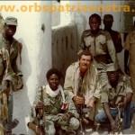 Hugues de Tressac - Prise de Massaguet - Tchad 1982