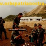 Comores 78 - Camp d'instruction d'Itsoudzou, cadres 2 Cie test des RPG7