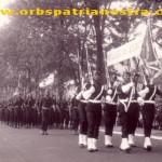 Comores 78 - Garde au Drapeau defile