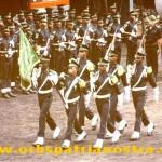 Comores 78 - Garde au drapeau prise d'armes