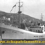 Comores 78 - Le Cap Fagnet rebaptise Antinea