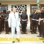 Comores 78 - Le Colonel passe la GP en revue