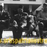 Comores 78 - Les co-presidents Abdallah et Mohamed Amed et le Colonel