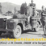 Congo 65 - vers Uvira Sud Kivu Desble, Chassin, Girardey