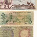 Monnaie Congo 65