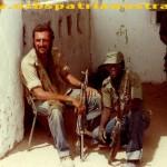 Tchad 82 - Riot, prise de Massaguet 06 1982