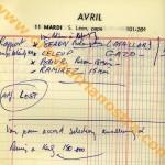 opn BD agenda 1967 11 avril