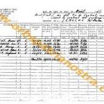 opn congo 65 etats de salaires groupe Bottu septembre 1965 5-5