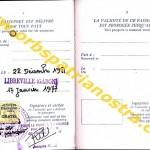 passeport 75E 20046 003