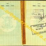 passeport belge G 419166 002