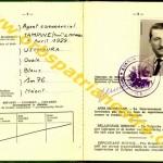 passeport belge G 419166 003