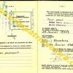 passeport belge G 419166 004