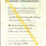 passeport diplomatique comorien 780605 002