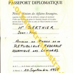 passeport diplomatique comorien 780901 2