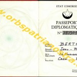 passeport diplomatique comorien 780901 3