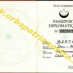 passeport diplomatique comorien 780901 3