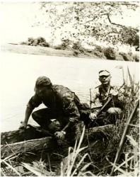 Photo 17 - Bruni en patrouille aux environs de Paulis