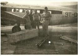 Photo 25 - Préparation des bagages que les autorités emporteront avec elles