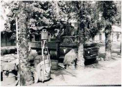 Photo 39 - La Station service du 1er choc à Buta