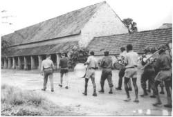 Photo 41 - La fanfare de Buta à l'entraînement