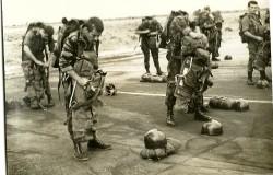 Photo 43 - Equipement avant le saut