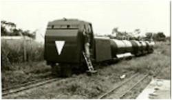 photo 43 - Wagons citernes du deuxième train